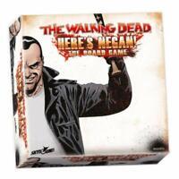 1 Boîte de Base THE WALKING DEAD - Here's Negan NEUF DESTOCKE