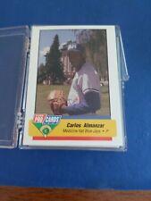 1994 Fleer ProCards Minor League Medicine Hat Blue Jays Team Set