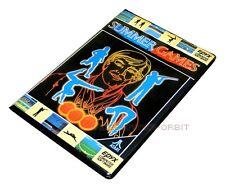 SUMMER GAMES als Diskversion für Atari 400, 800, XL, XE von US Gold