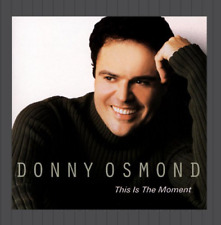 This Is The Moment, Donny Osmond, Good DualDisc