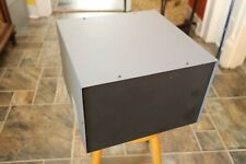 Metal Project Cabinet Receiver Transmitter Ham Audio Amplifier Box Cabinet