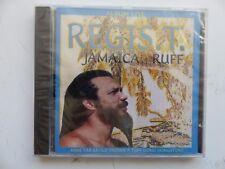 REGIS T  Jamaica ruff Album live   rt 2000  2 REGGAE CD ALBUM