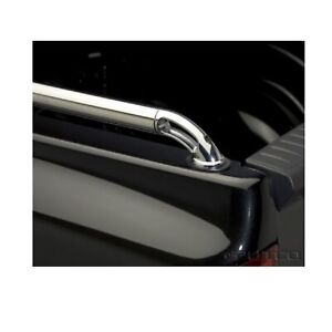 Putco 89822 Stainless Locker Side Rails for Ford F-150/F-250/Super Duty 6.5' Bed