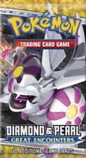 1 x Diamond and Pearl: Great Encounters Booster Packs - Pokemon Factory Sealed!!