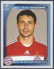 PANINI UEFA CHAMPIONS LEAGUE 2008-09- #153-BAYERN MUNCHEN-MARK VAN BOMMEL