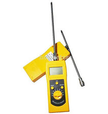 DM300F High Frequency Moisture Meter Measuring Moisture for Powder Materials