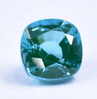 4.40 CT Natural AAA Grade Blue Indicolite Tourmaline Loose Gemstone Certified