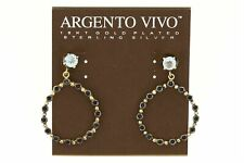 ARGENTO VIVO Dangle Hoop Earrings 133497