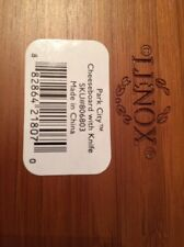 Lenox Wooden Cutting Board And Knife