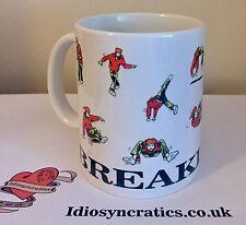 Breakdance Retro Electro 11oz Mug