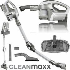 CLEANmaxx 3 in 1 Akku Zyklon Boden Hand Staubsauger Sauger Staubmopp HEPA-Filter