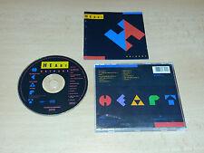 CD  Heart - Brigade  13.Tracks  1990  06/16