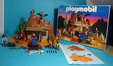 Playmobil Western ~ Mclarens Goldmine (3802) mit OVP & Anleitung/Manual