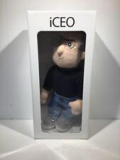 ICEO doll rare by Throwboy Limited Edition Apple Steve Jobs plush