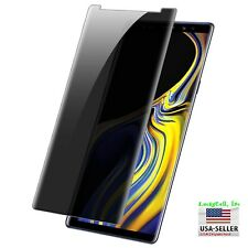 For Samsung Galaxy Note 9 Privacy Anti-Spy 3D 9H Tempered Glass Screen Protector