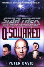 Star Trek: The Next Generation Ser.: Q-Squared by Peter David (1994, Hardcover)