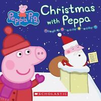 Christmas with Peppa [Peppa Pig: Board Book] [  ] Used - VeryGood
