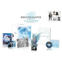 Ps4 Monster Hunter World: Iceborne Collector's Edition Included Game Software