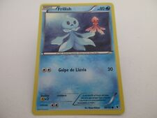 Carta POKEMON Negro y Blanco Nobles Victorias 30/101 - Frillish ESP
