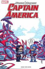 Capitán América-Steve Rogers - 1 Variant (333) Marvel Comic