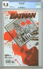 Batman # 667 CGC 9.8 White Pages 2082514020