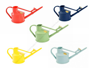 Haws 0.7L Litre Heritage Plastic Indoor Outdoor Watering Can - Various Colours