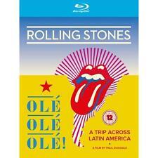 ROLLING STONES OLE OLE OLE A Trip Across Latin America BLU-RAY ALL REGIONS NEW