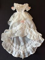 Sindy doll 1989 Weddng Day Outfit 8130 Dress vintage dolls clothes
