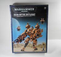 Warhammer 40K XV104 Riptide Battlesuit 56-13 UK 2012 Ed Sealed Read Description