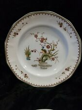 "Wedgwood Old Chelsea 10 1/4"" Dinner Plate Exotic bird design"