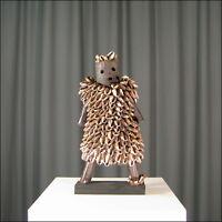 80048) Afrikanische Namchi Figur Kamerun Afrika KUNST