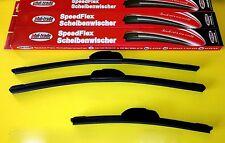 PREMIUM Scheibenwischer Komplettset vorne + hinten für VW LUPO