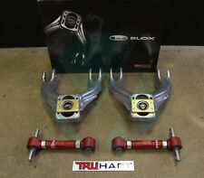 Blox Competition Front & TruHart Rear Camber Kit Combo HONDA CIVIC 96-00 EK