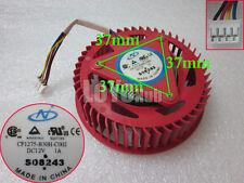 New Sapphire ATI HD4870X2 HD4870 HD6850 Cooler Fan NTK CF1275-B30H-C002 12V 1.0A