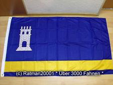 Fahnen Flagge Spanien Salou - Premium - 90 x 150 cm