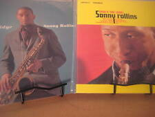 SONNY ROLLINS CLASSIC RECORDS Sealed 180 GRAM AUDIOPHILE OUT OF PRINT 2 LP SET