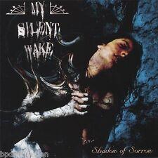 MY SILENT WAKE - SHADOW OF SORROW (*NEW-CD, Bombworks) Christian Death Metal