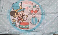 19 taies (pas draps) disney mickey,minnie,bambi etc..(3 euros la taie)
