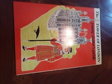 The Tower of London: Young Visitor's Guide (1981 Softcover)