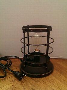 Intertek iron lamp