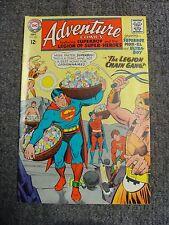 "Adventure Comics #360 (1967) ""The Legion Chain Gang!"" * Dc Comics *"