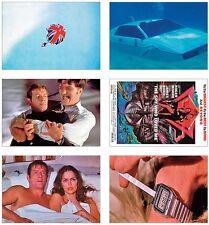 The Spy Who Loved Me James Bond 007 POSTCARD Set