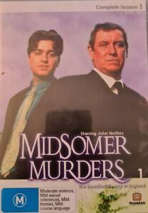 Midsomer Murders: Complete Season 1 - DVD - All regions
