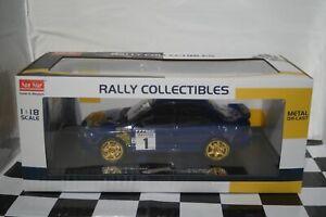 Sunstar Subaru impreza 555 Catalunya Rally 1996 Colin McRae 5516 1:18