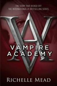 Vampire Academy - Paperback By Richelle Mead - GOOD