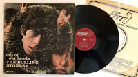 Rolling Stones - Out Of Our Heads - 1965 US Mono 1st Press London FFrr (VG+)