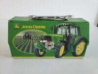 John Deere Tin Collectable Kids Tool/ Toy/ Lunch Box Double Hinged Wrench Handle
