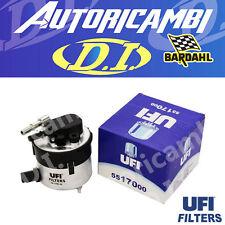 Filtro Gasolio UFI 5517000 per 1386037 Ford Focus II C-MAX Fiesta VI 1.6 TDCi