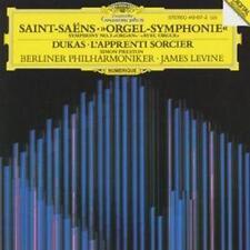 Camille Saint-Saens : ORGEL SYMPHONIE CD (1987)