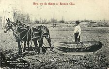 """""""Our Cucumbers"""", How We Do Things At Bremen Ohio OH 1910"""